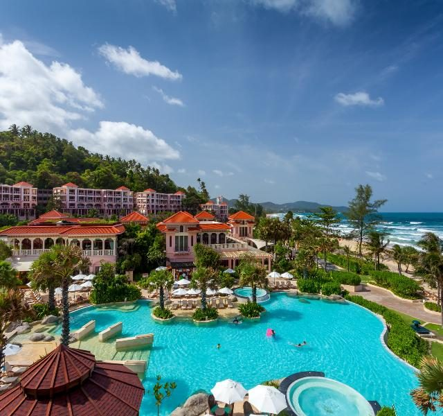 Phuket Beach Stay