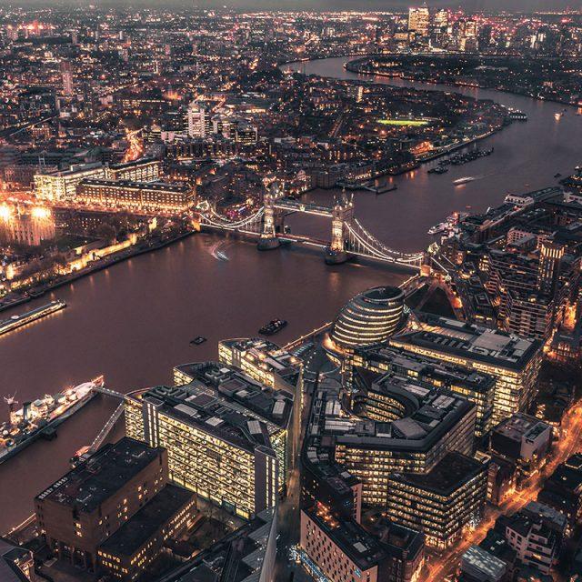 London, Paris & Rome