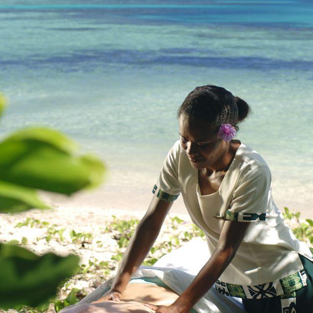 Sunset Dreams in Fiji