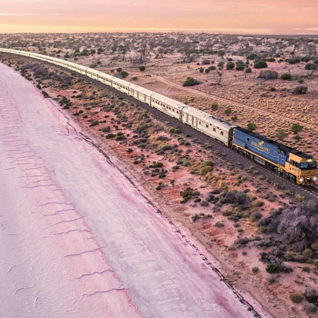 East to West on the Indian Pacific
