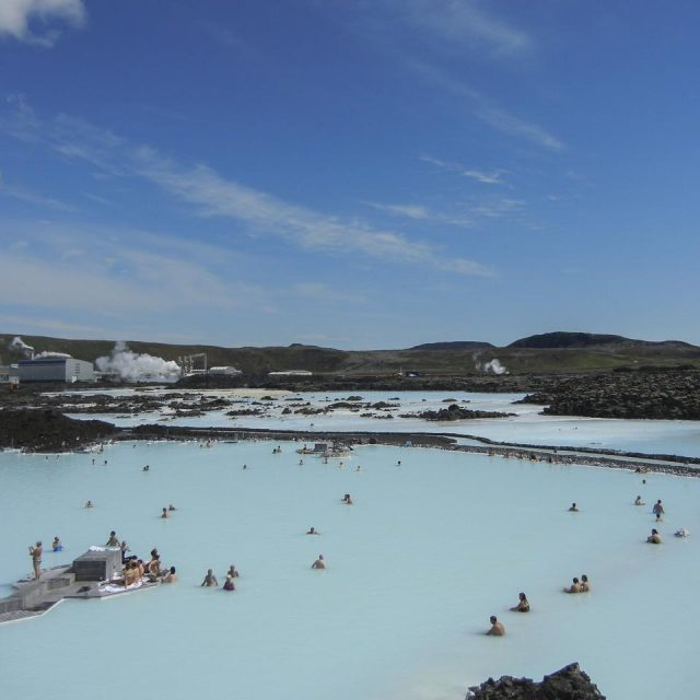 Geysers, Glaciers, and Fjords