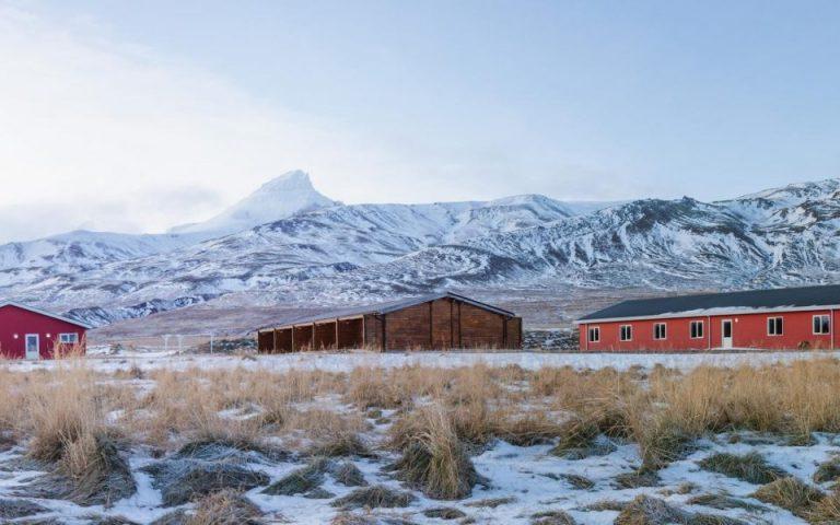 Iceland Borgarfjörður Alfheimar Seaside Hotel Buildings - Supplier 2020 Sm RGB