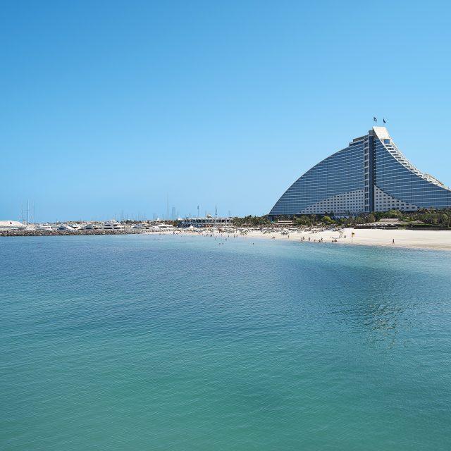 MSC World Cruise 2023 United Arab Emirates, Dubai - Jumeirah Beach