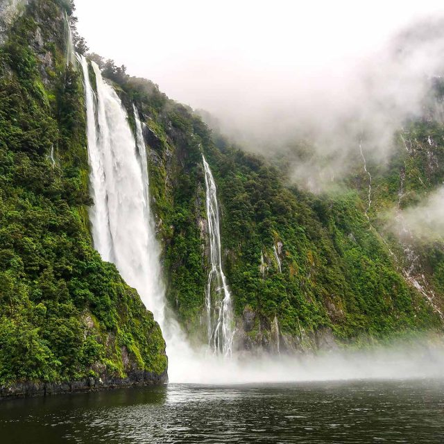 Explore New Zealand