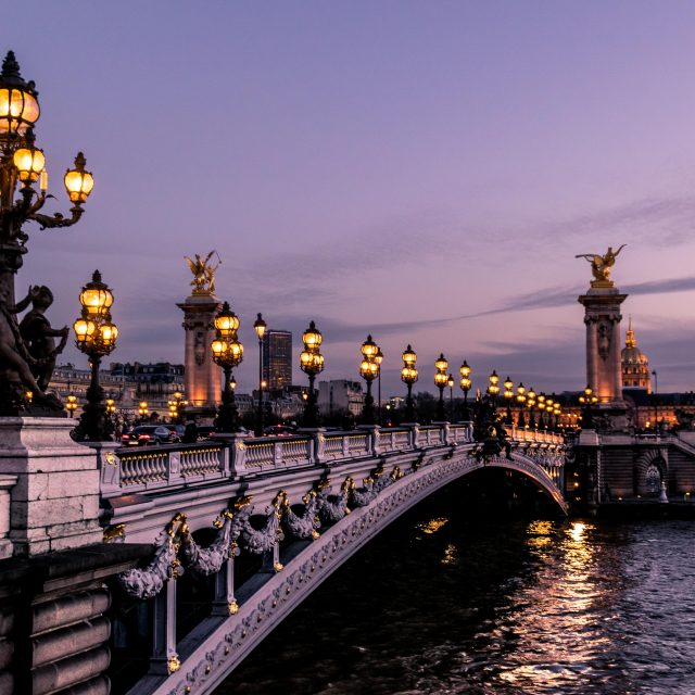 Active & Discovery on the Seine