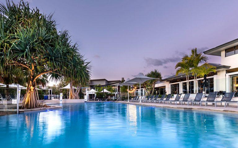 RACV Noosa Resort pool and water aprk