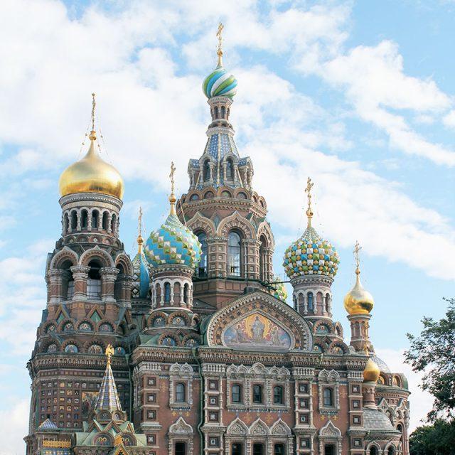 The Baltics including Russia