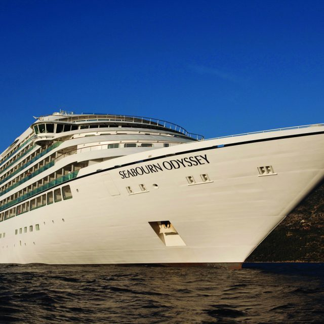 Queensland Coast & Orchid Isles Seabourn Odyssey - Seabourn Cruise Line