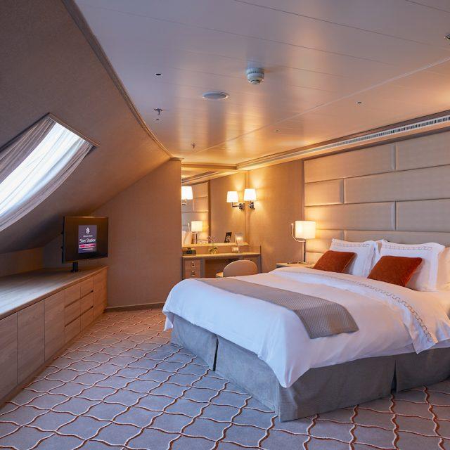 World Cruise with Silversea