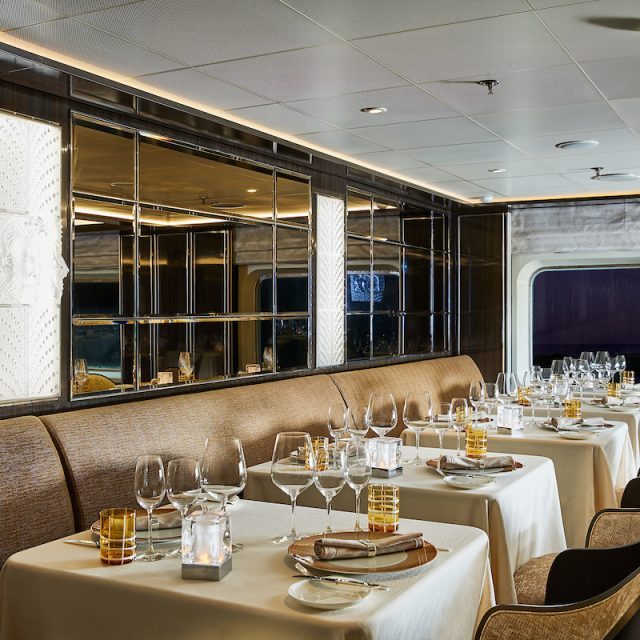 World Cruise with Silversea La Dame, Silver Shadow.