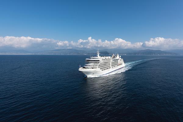 Australia & New Zealand with Silversea Silver Muse, Sea trials