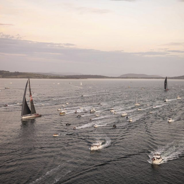 A Yachtsman's Cruise The Rolex Sydney Hobart is a 628 nautical mile yacht race that is described as one of the most gruelling ocean races in the world. The annual race begins in Sydney Harbour on Boxing Day and finishes in Hobart.