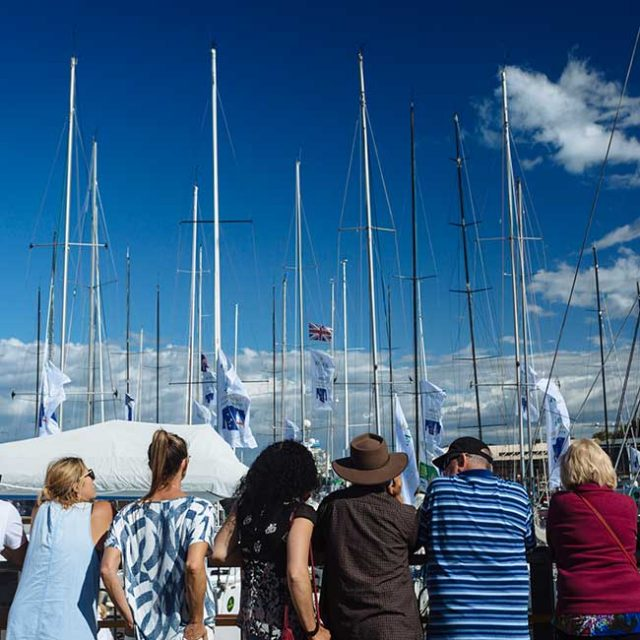 A Yachtsman's Cruise