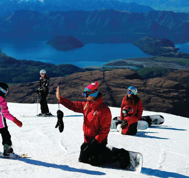 Queenstown Family Spring Ski Special