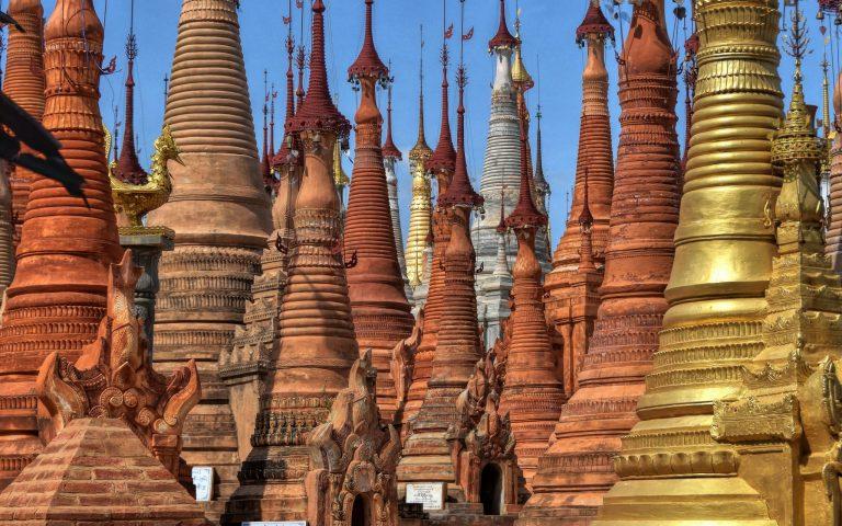 jp-desvigne-1C9v5m7npmw-unsplash - INN THEIN MONASTERY - INLE LAKE - MYANMAR