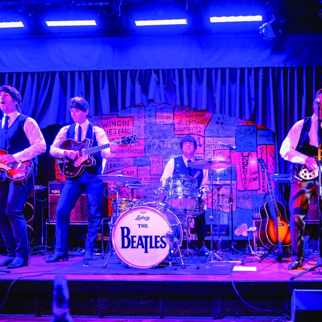 New York to Barcelona NCL-Epic_Cavern-Club-Performance_BEATLES