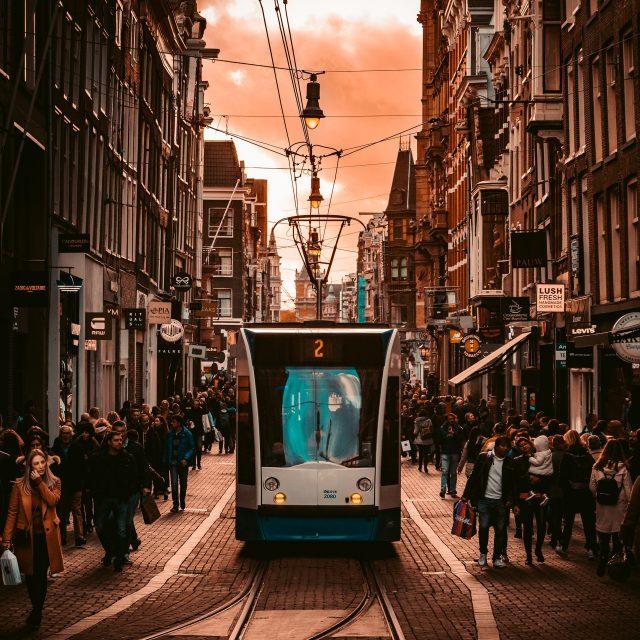 Amsterdam & Brussels Bound